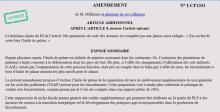L'amendement CF1331 de Bruno Millienne, adopté contre l'avis du Gouvernement